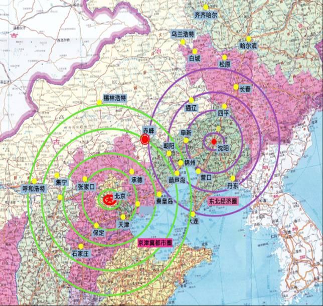 从北京到赤峰的飞机